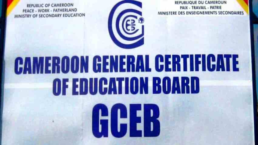 ATC and ITC GCE results 2020 Cameroon