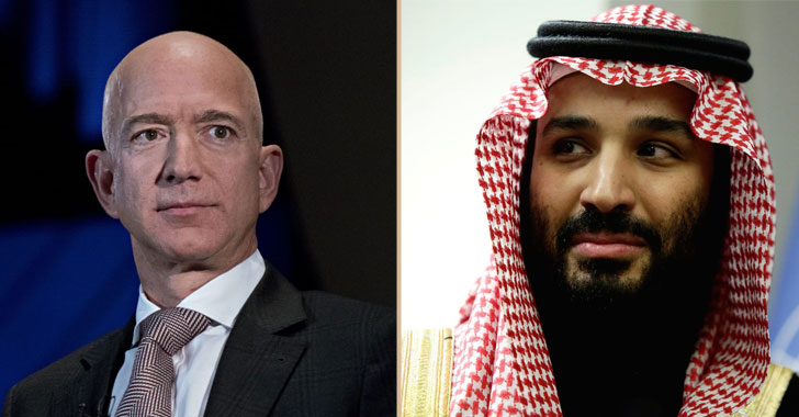 Jeff Bezos, World's richest man's phone hacked by Saudi crown prince Mohammad Bin Salman