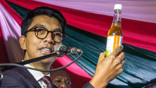 The President of Madagascar, Andry Rajoelina has called on all African Nations to quit the World Health Organization (WHO)because of the bad faith of Europe towards Africa.